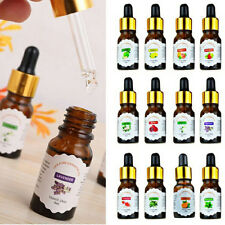 Natural Fruit Plant Essential Oil Soothing Spa Bath Massage Skin Body Care