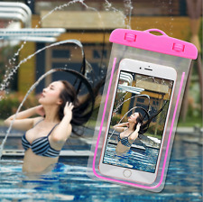 New Waterproof Underwater Cell Phone Pouch Dry Bag Case Cover For iPhone Samsung