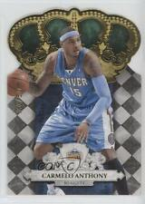 2010 Panini Crown Royale National Convention VIP Green 50 #VIP2 Carmelo Anthony