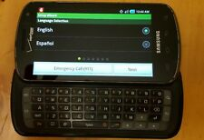 Good - Samsung Galaxy Stratosphere SCH-I405 Black (Verizon) SEE INFO - Free Ship