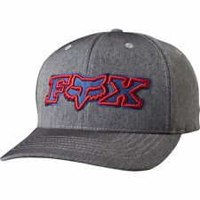 NEW FOX RACING LIGHT GREY KINCAYDE FLEXFIT FLEX FIT CAP HAT LID MENS ADULT GUYS