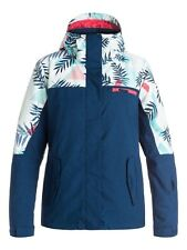 Roxy Womens Roxy Jetty Block Jacket ERJTJ03054