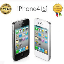 Apple iPhone 4S AAA+ AT&T Network Locked Good Condition Smartphone