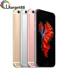 "Apple iPhone 6s- 16GB 64GB 128GB GSM ""Factory Unlocked"" Smartphone All Colors ur"