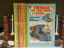 Ladybird - Thomas The Tank Engine & Friends - 8 Books Collection! (ID:46991)