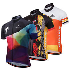 Uriah Team Cycling Clothing Cycle Jersey Mens Cycling Jersey Comfortable S-5XL