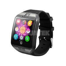 Q18 Bluetooth Wrist Watch Mobile Phone Card GSM SIM Mate for Android /IOS