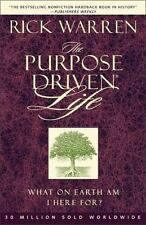 The Purpose Driven Life by Rick Warren (2002, Paperback)