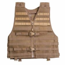 5.11 Tactical VTAC LBE Tactical Molle Vest Flat Dark Earth FDE