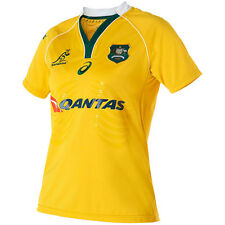 Wallabies 2016 Ladies Replica OnField Jersey - Sizes 8 - 18  **SALE PRICE**