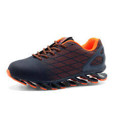 Mens Sport Athletic Running Shoes Shock Absorb Wearable Walk Outdoor Casual Shoe