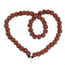 Natural Stone Lava Beads Loose Beads Volcanic Lava Gemstone Beads 8 mm,15''