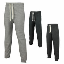 New Mens Tracksuit Jogging Bottoms Fleece Joggers Sports Active Gym Sweat Pants