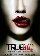 True Blood  The Complete First Season  5 Disc Set  Anna Paquin  new  DVD