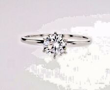 0.50 solitaire diamond ring D Color Classic 100% natural diamond and 14 karat