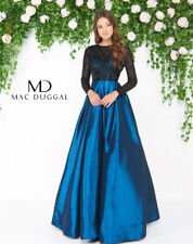 Mac Duggal 62883D Long Evening Dress ~LOWEST PRICE GUARANTEE~ NEW Authentic Gown