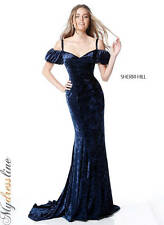 Sherri Hill 51406 Long Evening Dress ~LOWEST PRICE GUARANTEE~ NEW Authentic Gown