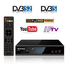 Dish HD DVB-S2 Digital Satellite Receiver Converter Support Wifi IPTV CS Youtube