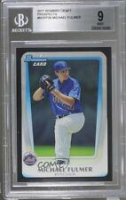 2011 Bowman Draft Picks & Prospects #BDPP30 Michael Fulmer BGS 9 New York Mets
