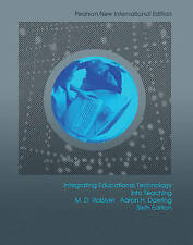 Integrating Educational Technology into Teaching (Paperback), Rob. 9781292022086