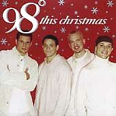 This Christmas by 98° (CD, Oct-1999, Universal Distribution)