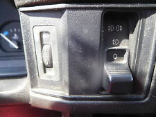 1993 BMW E34 520I FOG LIGHT SWITCH