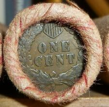 Very Nice Old Penny Roll for bid as pictured      ROLL # 44