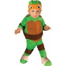 Michaelangelo Teenage Mutant Ninja Turtles Toddler Infant Costume Licensed TMNT