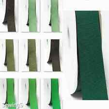 """Grosgrain Ribbon 1"""" / 25mm Wholesale 100 Yards, Discount, Lime to green"""