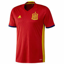 2016-2017 Spain Home Adidas Football Shirt