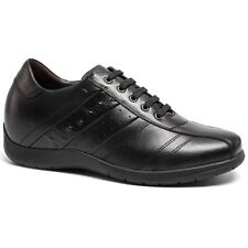 Chamaripa Men 2.36 Inch Casual Height Elevator Shoes Height Increasing Shoes
