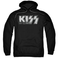 KISS ROCK Band Heavy METAL MUSIC NWT FLEECE HOODIE ADULT Black SIZES SM - 2XL