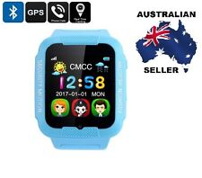 Kids GPS Watch - 1.63 Inch Touch Screen, Bluetooth, Pedometer, Camera,Phone Call