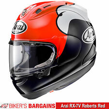 "Arai RX-7V ""Roberts Red"" Was £699.99 - Now £549.99"