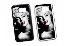 Samsung Galaxy Marilyn Monroe Hard Cover Flip Cover Case Protective Phone