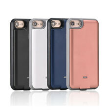 External Backup Power Bank Battery Charger Case Cover For iPhone 6/6S/7 Plus