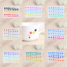 Scrapbooking Crafts Puffy Stickers DIY Resin Dot Small Sticko Decoration 1Pcs