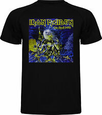 T-SHIRT-IRON MAIDEN-LIVE AFTER DEATH,T-SHIRT RFE MC469