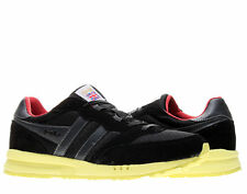 Gola Samurai Mesh Black Men's Running Shoes CMA078BB