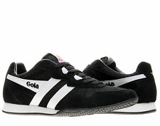 Gola Sprinter Black/White Men's Running Shoes CMA149BW