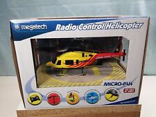 Megatech Micro Fly Radio Control Featherweight Helicopter  MTC9508