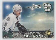 1999-00 Pacific Dynagon Ice Lords of the Rink #2 Teemu Selanne Hockey Card