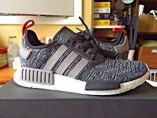 ADIDAS NMD R1 GLITCH CAMO PACK BLACK SOLID GREY BB2884 NEW IN BOX AUTHENTIC!