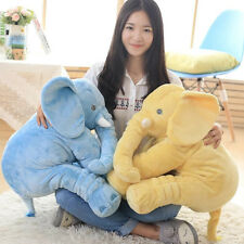 Innovate 55cm Giant Elephant Stuffed Animal Toy Shape Pillow Baby Toy Home Decor