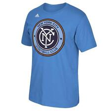 New York City FC Adidas Short Sleeve T-Shirt