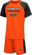 Toddler Performance Oklahoma State University Gridlock Short Set