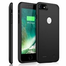 iPhone 7 6S Plus Battery Case 3400mAh Charger Cover Portable Pack Power Backup