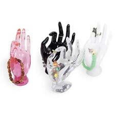 Fashion Mannequin Hand Display Jewelry Bracelet Necklace Ring Stand Holder Rack
