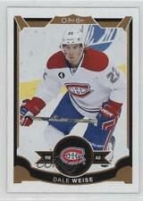 2015-16 O-Pee-Chee #488 Dale Weise Montreal Canadiens Hockey Card