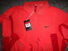 NIKE TIGER WOODS COLLECTION GOLF DRI-FIT POLO SHIRT M MEN NWT $100.00